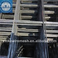 Concrete reinforcing galvanized black welded wire mesh rolls