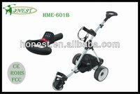 Electric Golf Caddy With stainless Steel Axle (HME-601B)