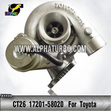 CT26 turbocharger for Toyota Truck Dyna 17201-58020 with engine 13BT Turbo