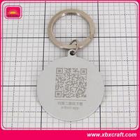 new design fashion & promotional souvenir metal key holder