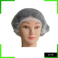 HIKOSKY fake tan fashion disposable fabric hair net