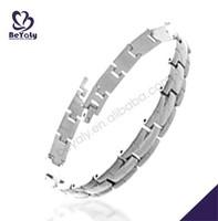 China Manufacturer 2015 stainless steel beads to make bracelets shamballa bracelet
