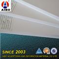 10 mm pvc co - de extrusión tablero de la espuma pvc de techo panel hoja para ebanistería