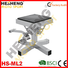 SHESHENG 2015 HOT SALE MOTORCYCLE LIFT STAND, MOTOCROSSS LIFT STAND WITH CE APPROVED(HS-ML2)