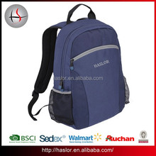 2015 Best Selling 600D Polyester Cheap Computer Good Backpack Brands Laptop Bag for Promotion