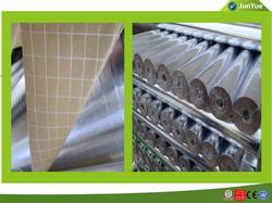 made in China ribbed kraft paper kraft paper aluminum foil kraft paper