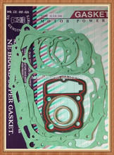 Cheap china made motorcycle parts full gasket set for XL200