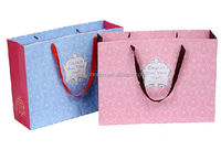 Custom designs shopping bags with handle paper bags wholesale india