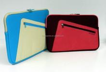 Shockproof for IPad Neoprene Open Cell Foam Leatherette Laptop sleeve