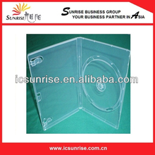 Single DVD Case, Hard Plastic DVD Case