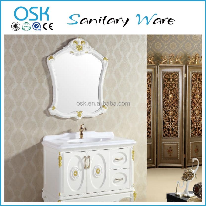 Luxury bathroom furniture cabinets