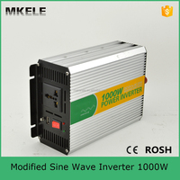 MKM1000-241G off grid modified sine 24vdc to 120vac inverter power inverter price 1kw electric inverter for home