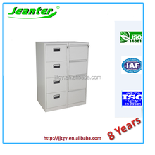 hot selling 4 tiers Drawer Steel Mobile Cabinet/filing drawer