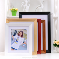 4x6 wooden photo frames different types bulk / photo frame factory directly sales