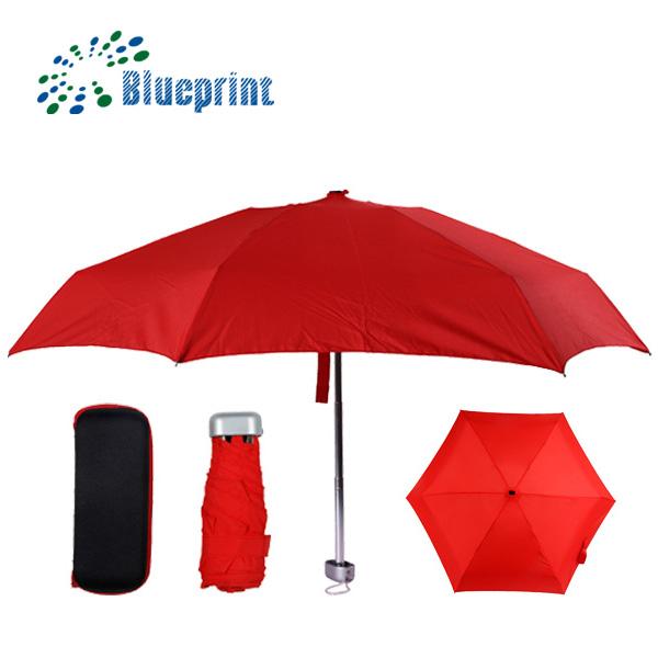 スモールミニ傘でケース光コンパクトデザインパーフェクト用travell