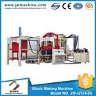 Novo design pequeno de pavimentação de tijolo de cimento bloco que faz a máquina, cimento máquina do bloco