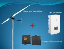 Whisper 500 Grid Tie small wind Turbine