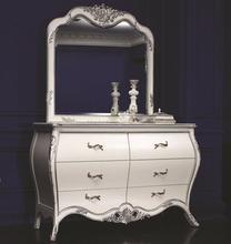 YJ-A2005B rectangular mirror with round corners makeup dresser with mirror rectangular small mirror