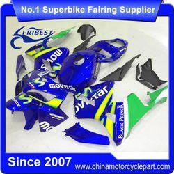FFKHD008 Motorcycle Fairing Kit For CBR600RR 2005 2006 Movistar