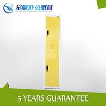 Decorative office metal 2 door godrej steel lockers electronic