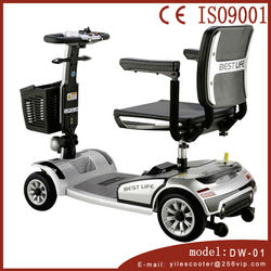 CE 3 wheel scooter tricycles