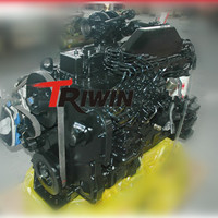 Diesel Engine 300HP 2200RPM Cummin Engine Assembly for Bus C300-20