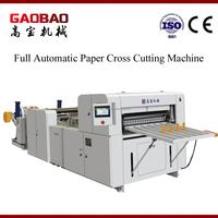 Full Auto Cross Cutting Machine Price