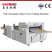 Full Auto Cross Cutting Machine Price