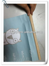 Beautiful Design of Wooden Painted Scroll