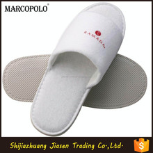 Cotton women fancy bedroom foldable and washable slippers