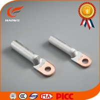 Durable Quality DTL type Electric tinned Copper Cable Lug
