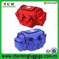 First aid kit carry bag camping emergency medical bag