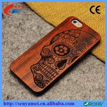 Wholesale Hard Cover OEM Wood Case For iPhone 6 4.7inch 5.5inch