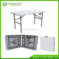 Latest Arrival Custom Design table with umbrella hole from China manufacturer