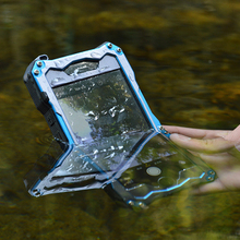 Waterproof hard material cell phone case cover for Apple iPhone 6 6 plus full case