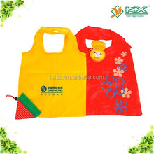 Guangzhou strawberry packing foldable shopping bag