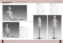 tailors dummy mannequin for store fixture/shop fitting
