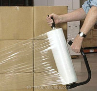 PVC stretch film for food wrapping