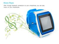 2013 pedometor Watch mobile phone,sports watch phone