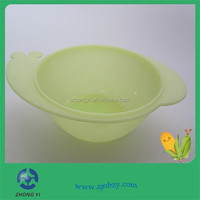 Animal Shaped PLA Plastic Baby Suction Bowl