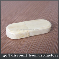 class maple material make wooden wine cork usb flash drive