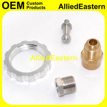 Profissional Metal personalizado alumínio Rail para porta de correr 150639C33