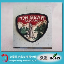 New Type High Quality China Manufacturer Patch