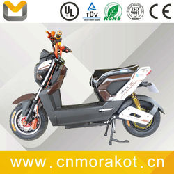 60V 800W 2 wheel electric Motorcycle without pedals /mini Adult Electric Scooter bike---BP9