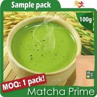 Ceremonia matcha drink for making latte / Green Tea Powder / 100g Matcha Prime