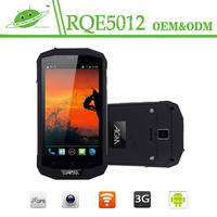 Outdoor mobile phone waterproof IP68 military cellphone android 4.4 big screen 4.7inch 2GB+16GB rugged phone 4g lte RE04