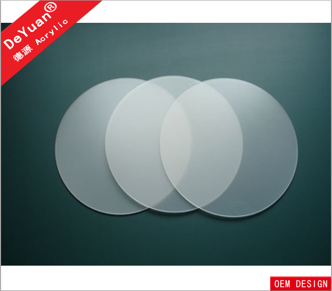 Milk white round shape  pmma  acrylic diffuser sheet wholesale (1).png