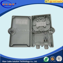 Widely Used In Ftth Network Optical Terminal Box Suitable For Fc/Lc/Sc/St Adapter FTT-H204