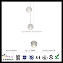 Pingente de luz led pingente claro bola de luz em forma de lâmpada