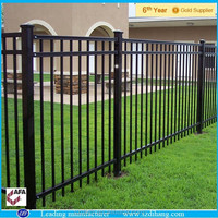 metal fence folding gate,metal fence post fittings,outdoor metal fence